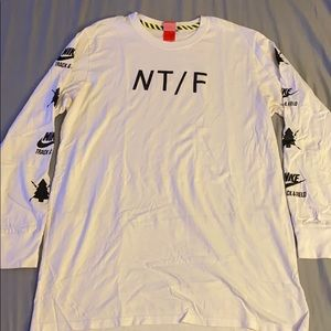 Nike Track and Field long sleeve size XL